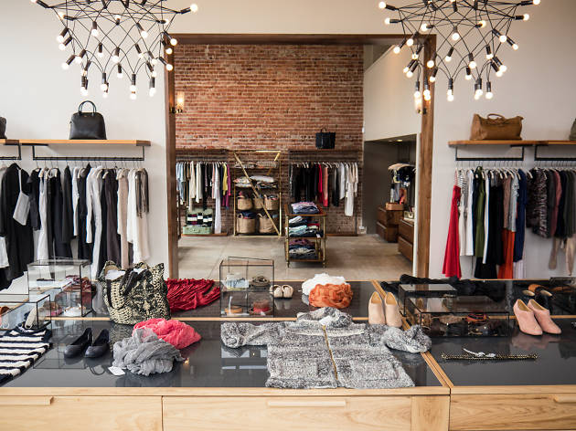 The best shops in Los Angeles