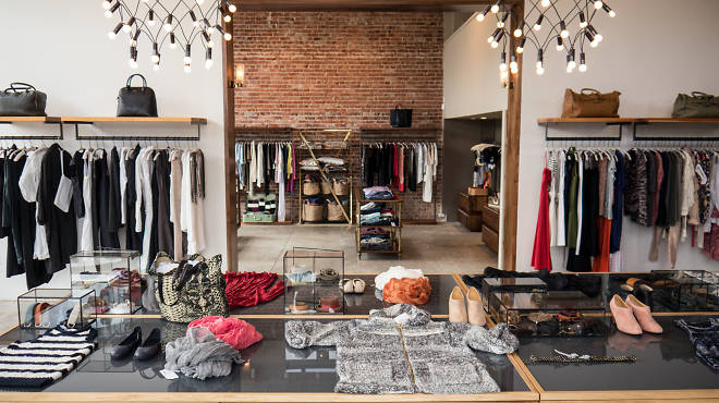 Best shops in LA: Best women s clothing boutiques