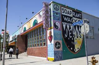 Soap Plant/Wacko