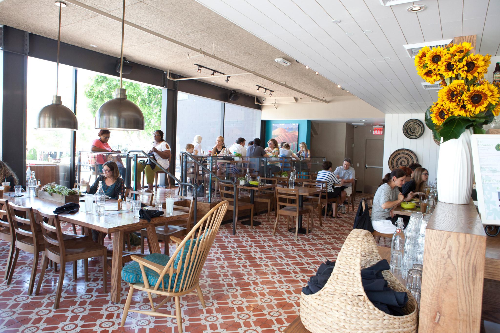 Cafe Gratitude Larchmont