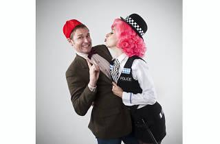Hotsy Totsy Burlesque's Doctor Who: Boobies in the Tardis