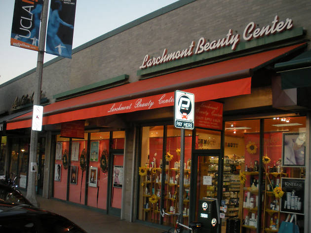 Larchmont Beauty Center Shopping In Larchmont Village Los Angeles