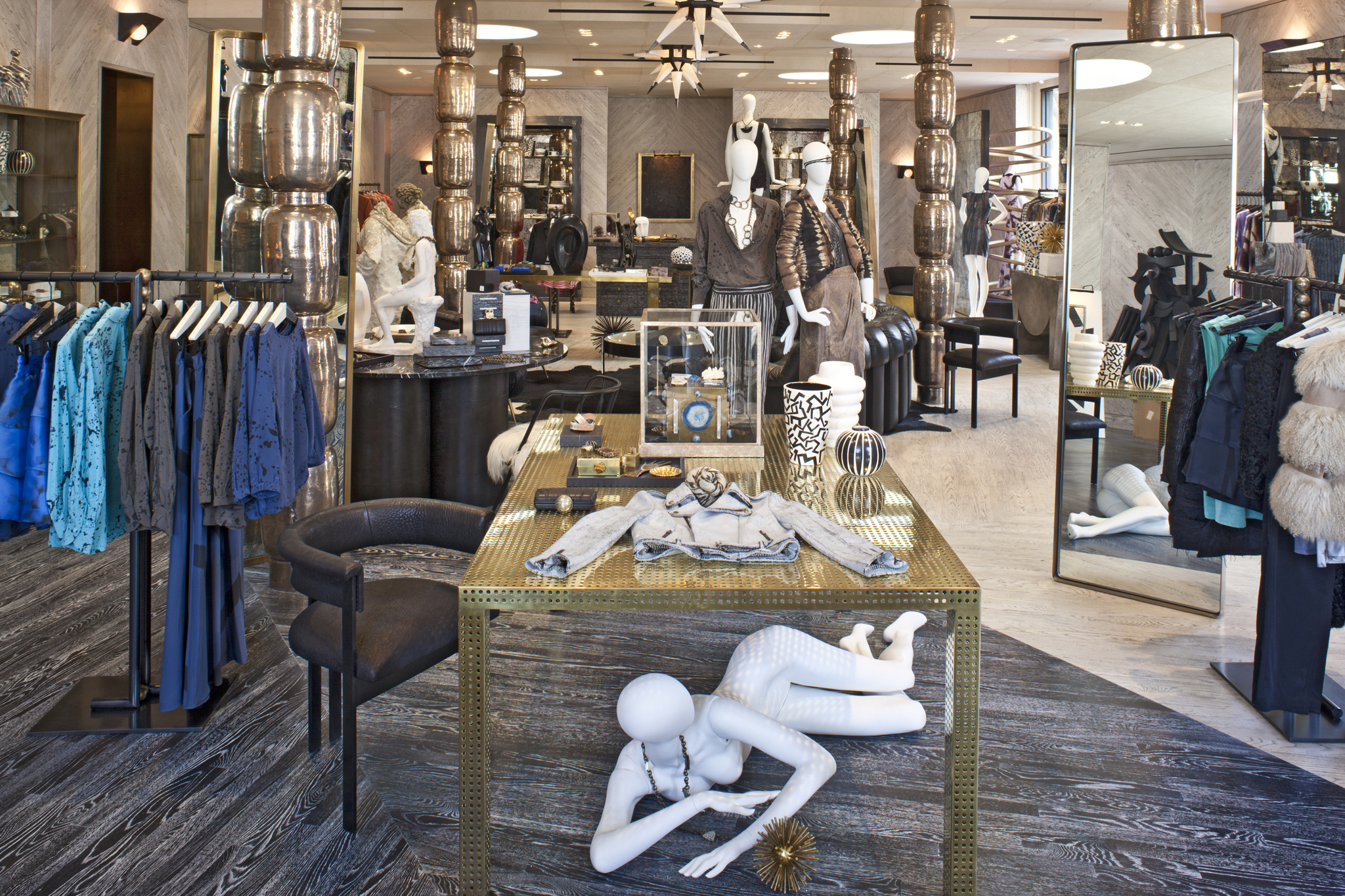 Kelly Wearstler. Best furniture stores and home decor shops in Los Angeles