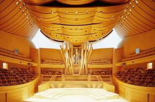 Walt Disney Concert Hall Tenth Anniversary Concert