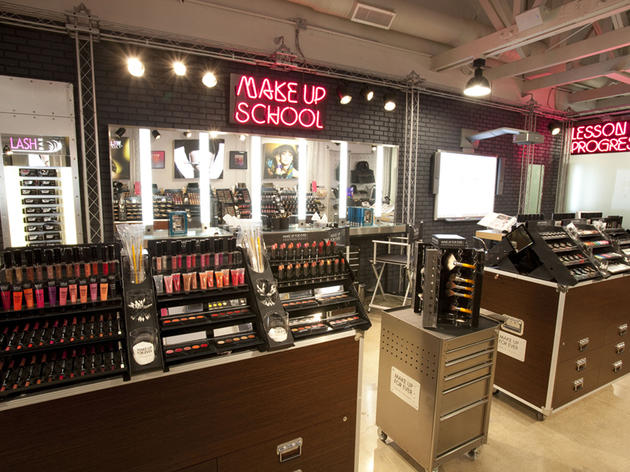 Make Up For Ever (CLOSED)
