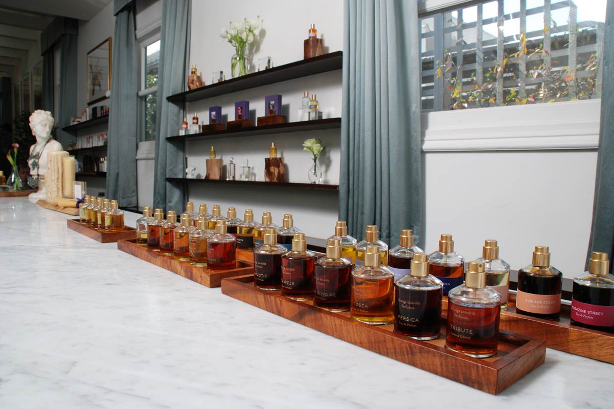 Best fragrance: Strange Invisible Perfumes