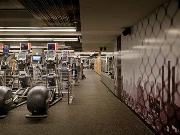 E 53rd Street location of 24 Hour Fitness