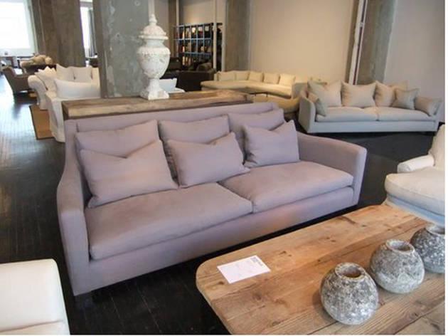 Montauk Sofa Shopping In Soho New York