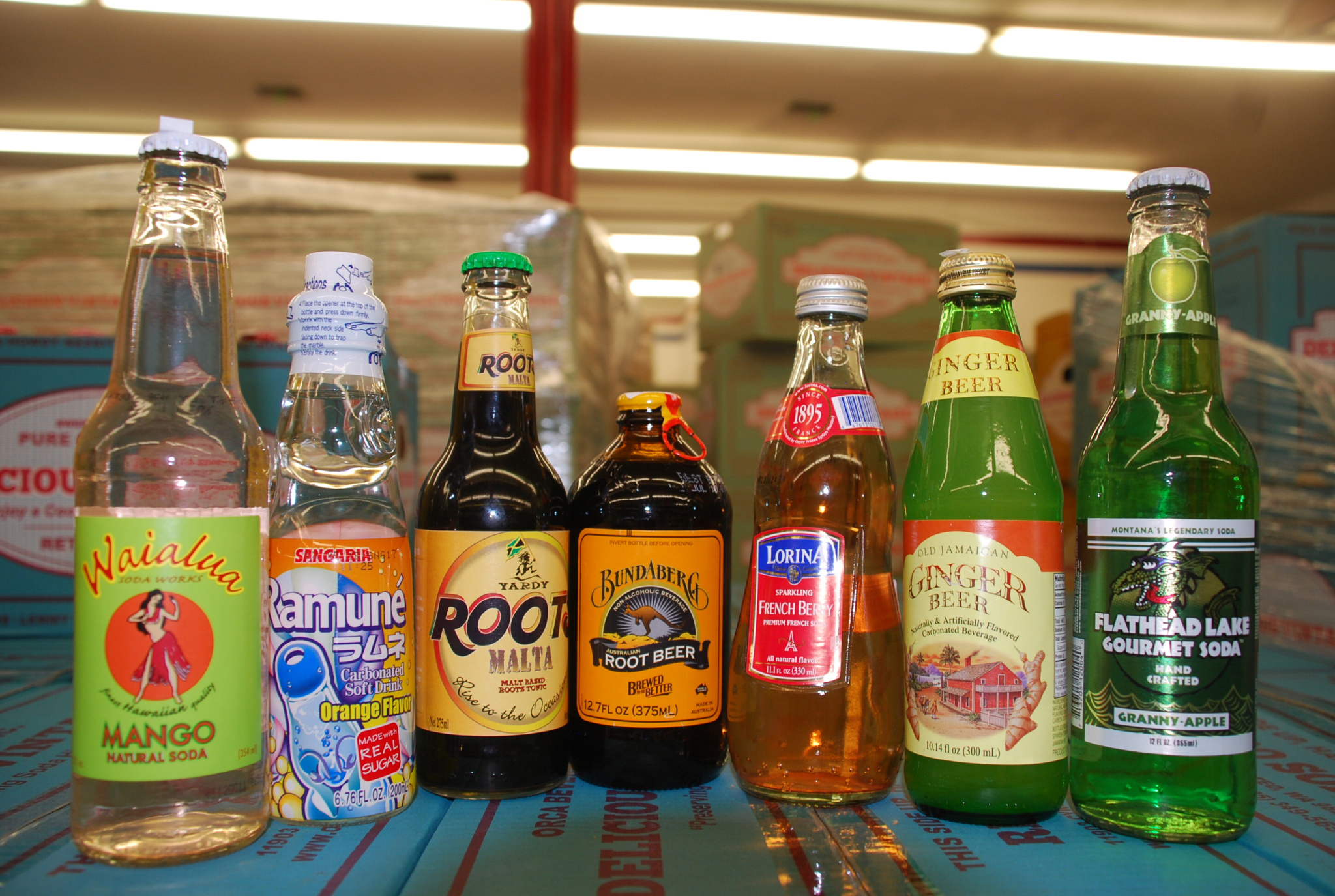 Galco's Soda Pop Stop