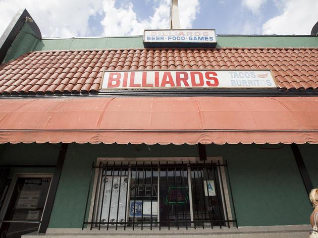 Highland Park Billiards