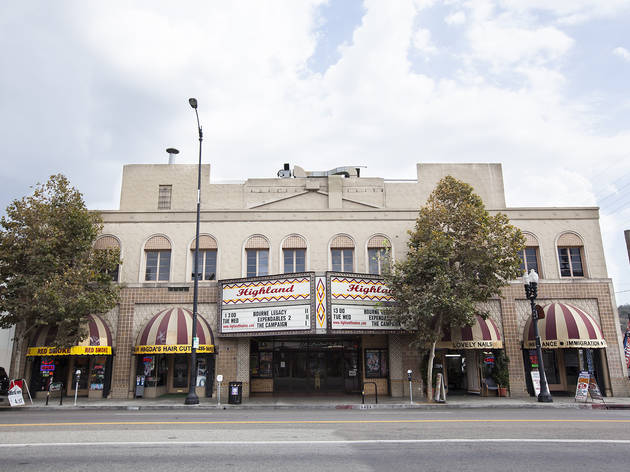 Highland Theaters