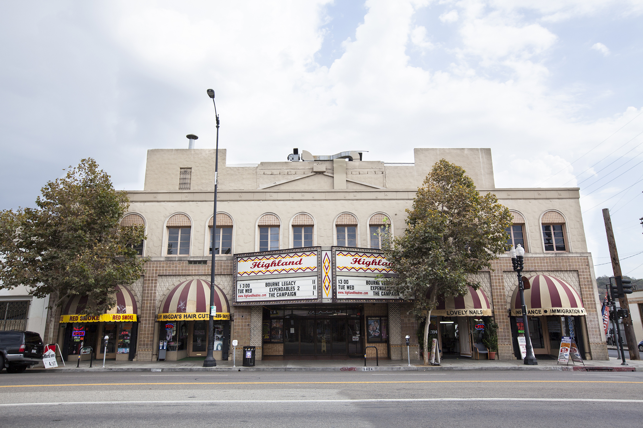 A block of Highland Park is transforming into 1970s New York next weekend for a free screening and party