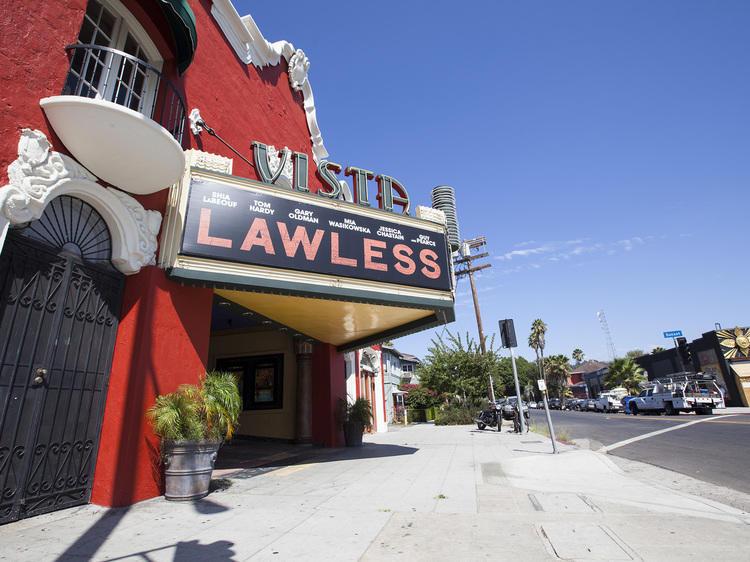 Quentin Tarantino bought the nearly century-old Vista Theatre