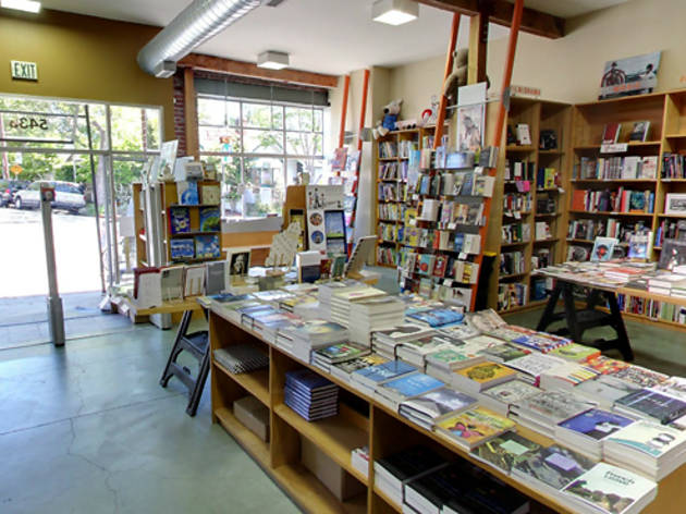 DIESEL, A Bookstore (Photograph: Courtesy Diesel Bookstore)