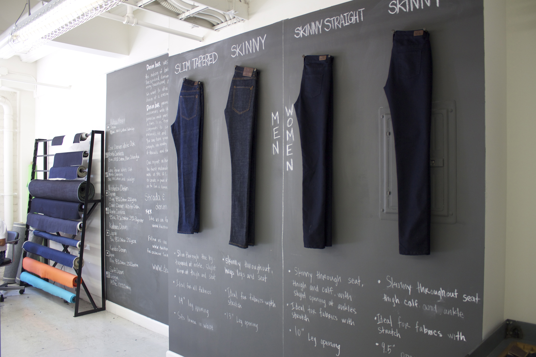 Best denim: Den.m Bar