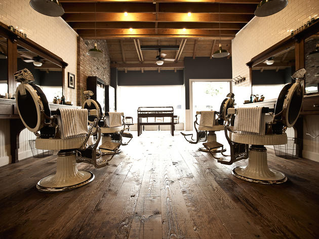 Best guys' grooming: Baxter Finley Barber & Shop