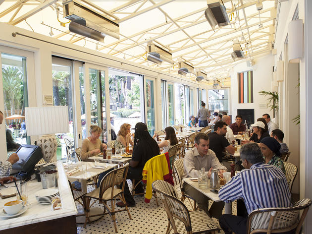 Best Los Angeles hotel brunches