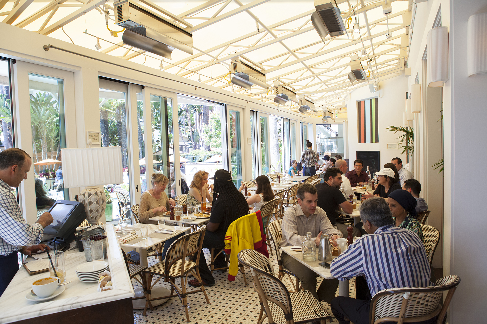 Best hotel brunches in L.A.