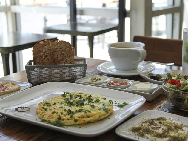14 Best Brunch Restaurants In La Tarte Tatin Bakery Israeli