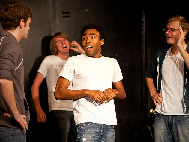 Upright Citizens Brigade Theatre (UCB)