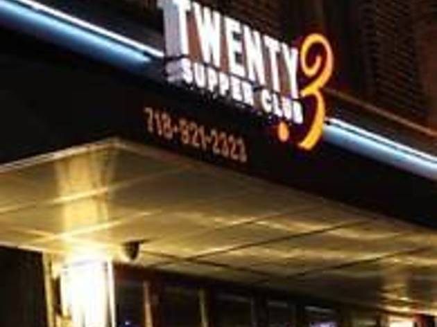 Twenty3 Supper Club (CLOSED)