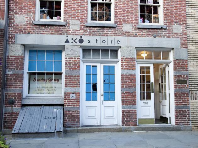 AKO store + design studio