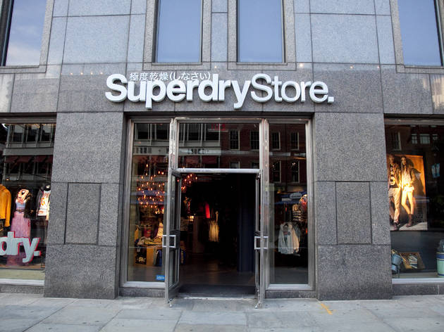 Superdry (CLOSED)