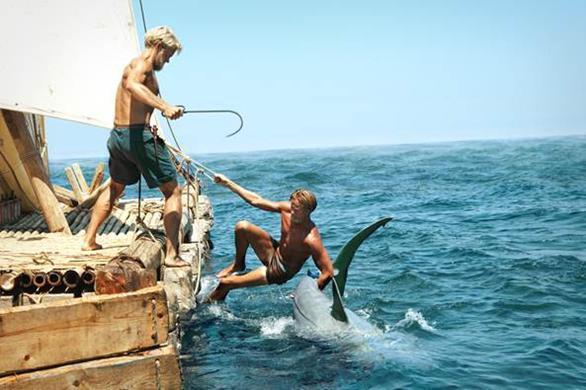 Back to the water: Leviathan, Kon-Tiki, The Bay