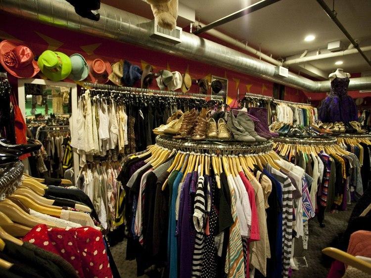 Monk Vintage Thrift Shop