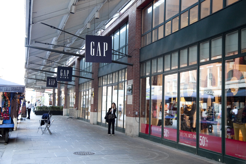 Underwear from the Gap