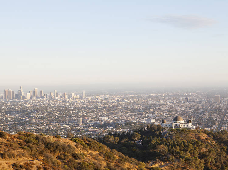 Hike Griffith Park and feel above it all