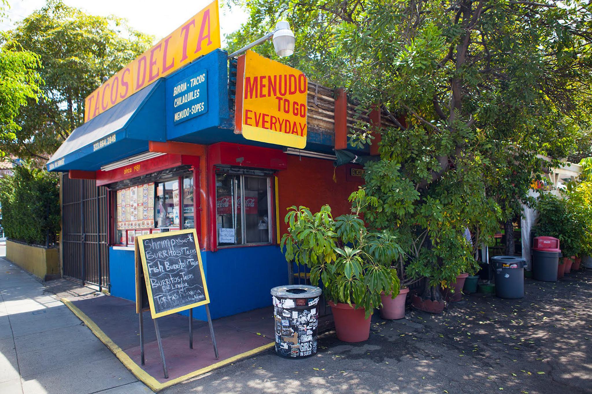 <p>Tacos Delta</p>