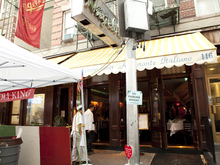 Angelo's of Mulberry Street