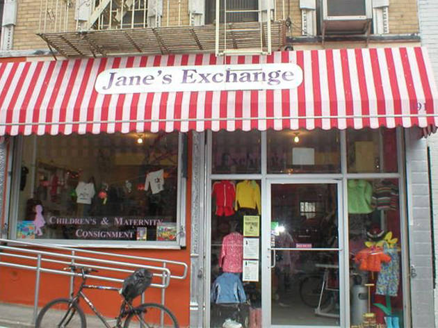 Jane's Exchange
