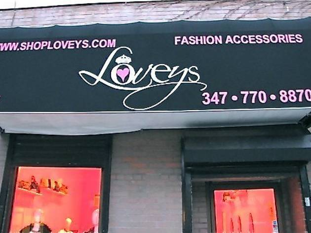 Loveys (CLOSED)