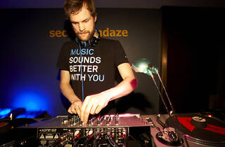 Todd Terje + Acid Washed & Christophe Chassol (live)