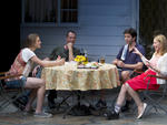 Playwrights Horizons. By Lisa D'Amour. Dir. Anne Kauffman. With ensemble cast. 1hr 40mins. No intermission.