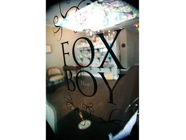 Fox & Boy (CLOSED)