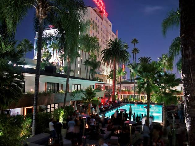 Hollywood Roosevelt Hotels In Hollywood Los Angeles
