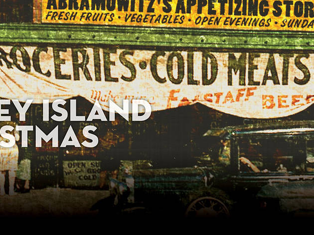 Coney Island Christmas.Coney Island Christmas In Los Angeles