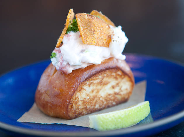 The best lobster rolls in Los Angeles