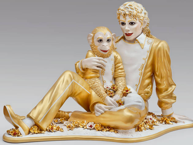 (San Francisco Museum of Modern Art Purchase through the Marian and Bernard Messenger Fund and restricted funds ©Jeff Koons)