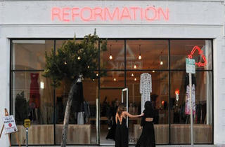 (Photograph: Courtesy Reformation)