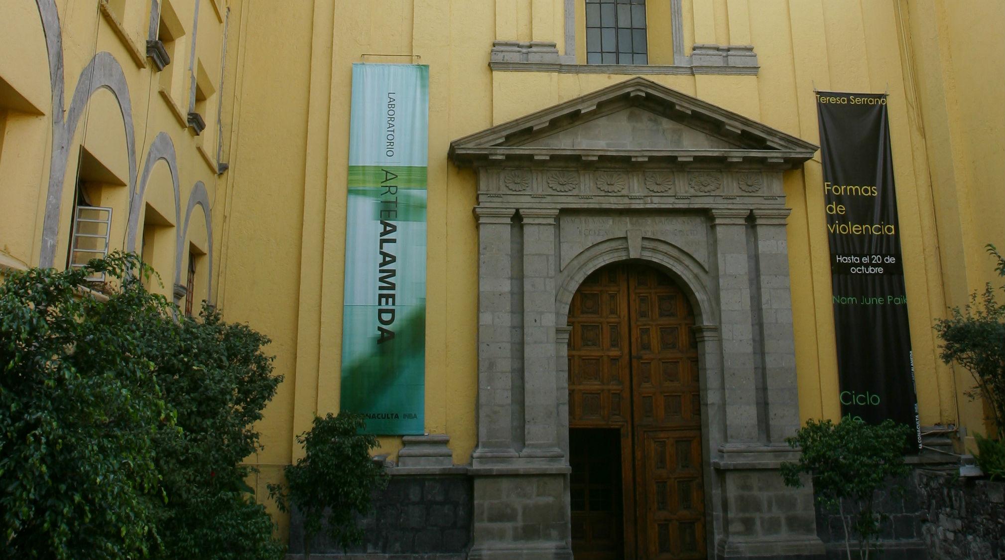 Laboratorio Arte Alameda