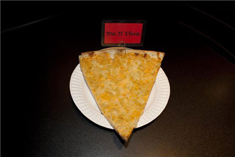 We tried it: Mac-and-cheese pizza