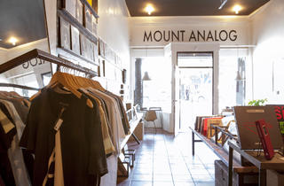 (Photograph: Mount Analog)