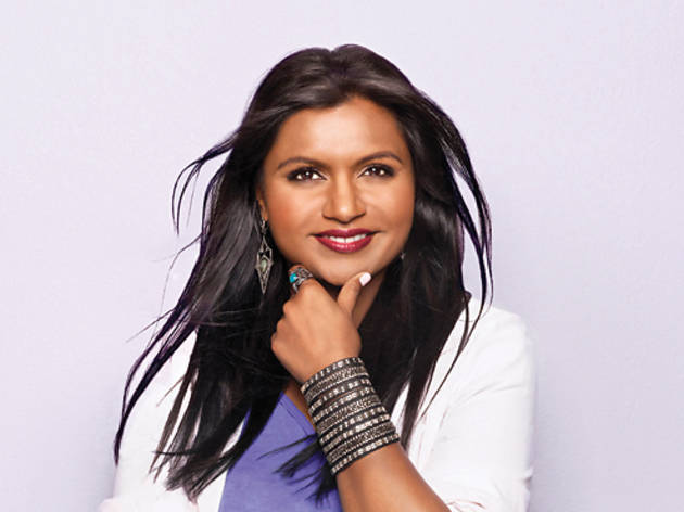 The Hot Seat The Mindy Project S Mindy Kaling