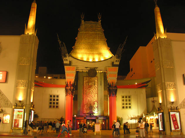 Tcl Grauman S Chinese Theatre Movie Theaters In