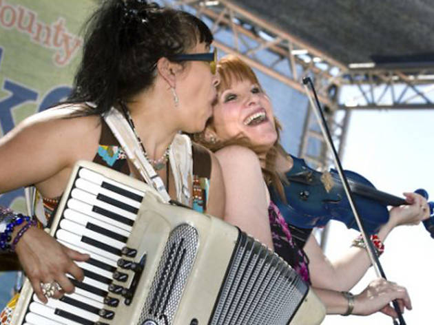 The Big Squeeze: 4th Annual OC Accordion Festival