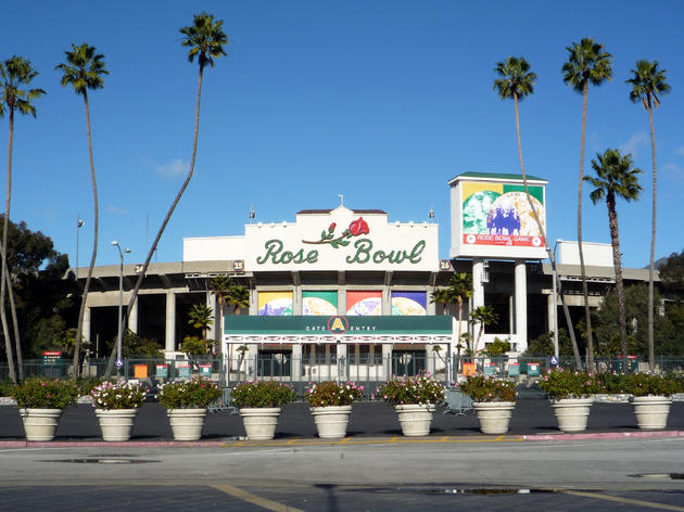 Rose Bowl Stadium